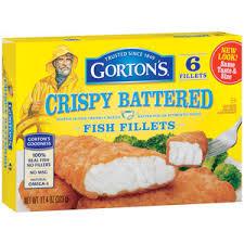 Coupons for gorton's fish sticks