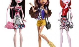 Target 50% off Toy Deal for 11/17 – Monster High Boo York Frightseers Only $5.13