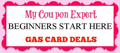 beginners start here Gas Card Deals