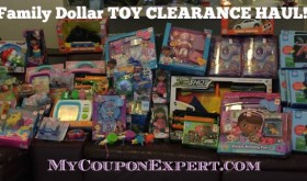 Family Dollar TOY CLEARANCE HAUL!!  Have you gone yet?!