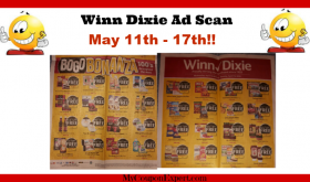 Winn Dixie Ad Scan May 11th – 17th!!