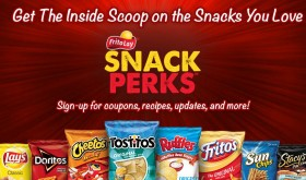 HURRY!  Sign up for Frito Lay coupons and more!  Check this out!