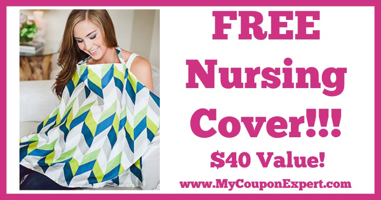 Free Nursing Cover – $35 Value + TONS of Patterns to Select From!