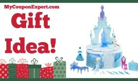 Hot Holiday Gift Idea! Frozen Little Kingdom Elsa's Magical Rising Castle Only $46.37 (42% Savings!)