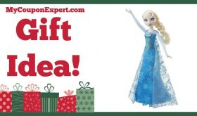 Hot Holiday Gift Idea! Disney Frozen Musical Lights Elsa Only $15.14 (50% Savings!!)