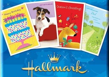 Hallmark greeting cards coupons