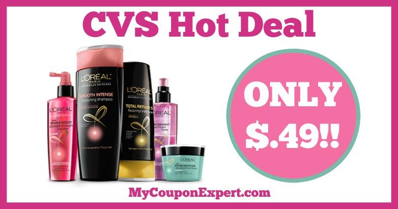 loreal-advanced-hair-care-cvs-deal