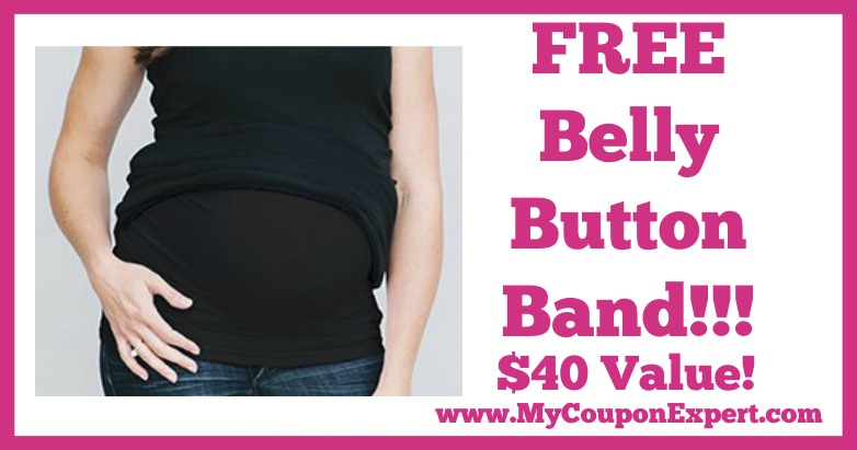 Check This FREEBIE Out!! 2 FREE Belly Button Bands or 1 FREE Belly Button Body – $40 Value!!