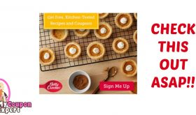 Recipes, Samples, Coupons, and MORE from Betty Crocker