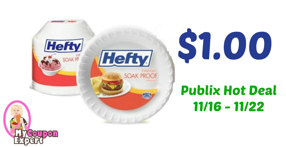 6b22b59567 Hefty Plates & Bowls Only $1.00 each after sale and coupons