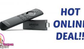 Streaming TV Stick Under $25.00 – 38% Savings