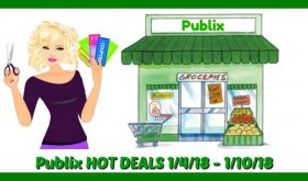 Publix HOT DEALS January 4th – 10th!!  Look at this!