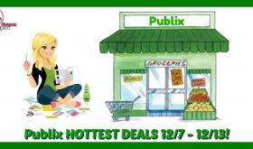 Publix HOT DEALS for December 7th – 13th!!