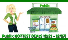 Publix HOT DEALS for December 21st – 27th!!
