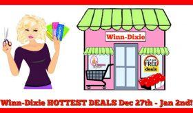 Winn Dixie Matchups December 27th – January 2nd!