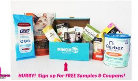 FREE SAMPLES!!  This one is LEGIT, jump in if you want them!