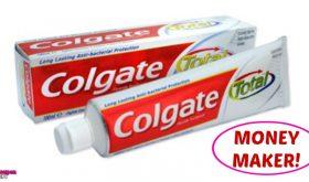 Colgate Total FREE plus a Money Maker at CVS!