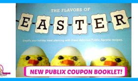 The Flavors of Easter Publix Coupon Booklet!