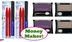 Money Maker Maybelline at CVS starting 3/11!