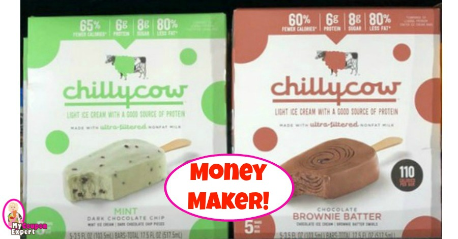 chilly cow ice cream on keto diet