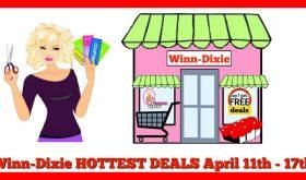 Winn Dixie HOT DEALS for April 11th – 17th!