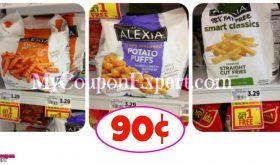 Alexia Potatoes 90¢ at Winn Dixie!!