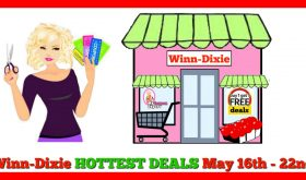 Winn Dixie HOTTEST DEALS May 16th – 22nd!