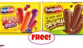 FREE Popsicles at Winn Dixie for some!!