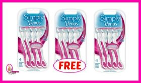 FREE Simply Venus Razors at Publix! *New Publix Coupon*