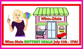 Winn Dixie Matchups July 11th – 17th!