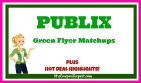 Publix GREEN FLYER Deals September 29th – October 12th!