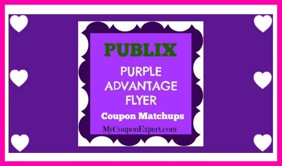 Publix Purple Flyer October 6th – 19th!  Hot Deals!