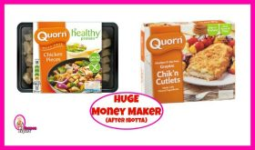 Quorn Chik'n Tenders Patties or Nuggets HUGE MM at Publix!