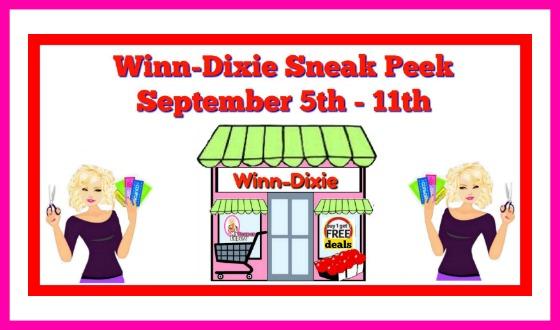 Winn Dixie Matchups September 5th – 11th!!