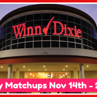 Winn Dixie Thanksgiving Ad November 14th – 22nd!  HUGE LIST OF DEALS!