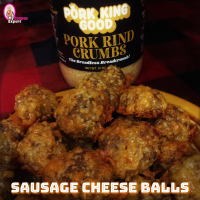 Sausage Cheese Balls – Low Carb / Keto Friendly Recipe!