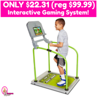 Mighty Runner Interactive Gaming System Playset Only $22.31 (reg $99.99)!