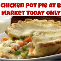 Boston Market Chicken Pot Pies BOGO Today Only (5/14)!